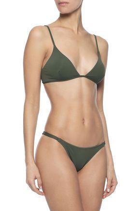 MELISSA ODABASH Madrid triangle bikini top