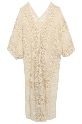 EBERJEY Cotton lace kaftan