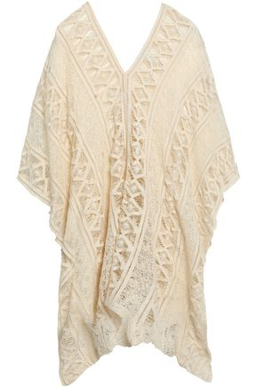 EBERJEY Cotton lace kaftan