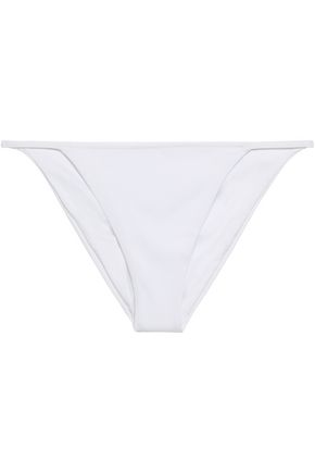TORI PRAVER SWIMWEAR Marais ribbed low-rise bikini briefs