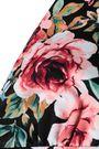 TORI PRAVER SWIMWEAR Floral-print triangle bikini top