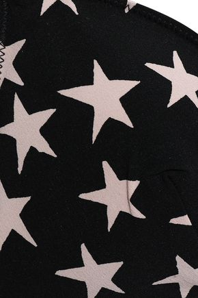 LOVE STORIES Miss Daisy printed triangle bikini top