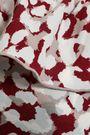 LOVE STORIES Mayflower one-shoulder ruffled leopard-print swimsuit