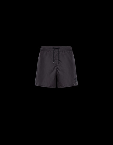 SWIM SHORTS Black Category Swimming trunks