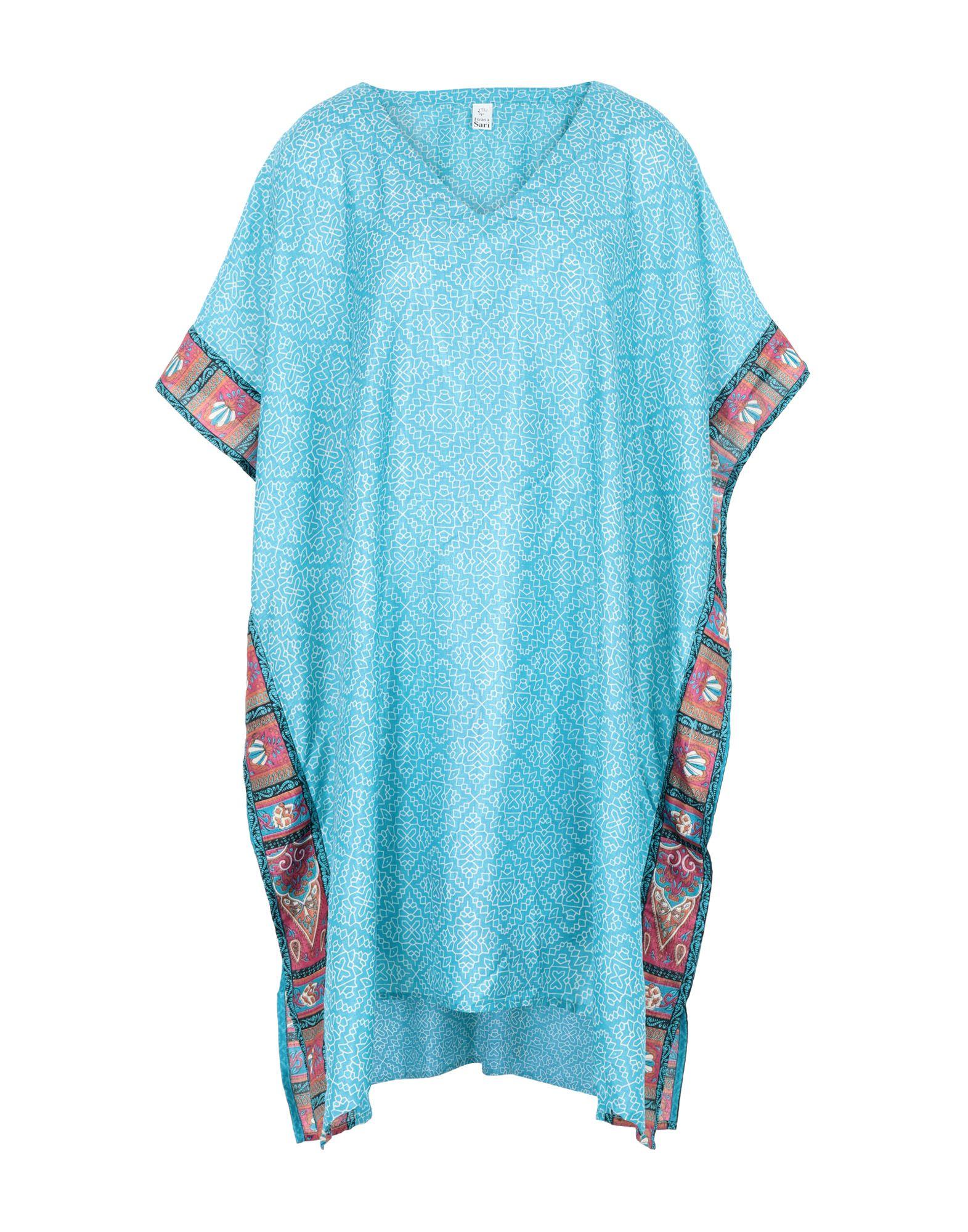 I WAS A SARI Пляжное платье