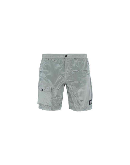 STONE ISLAND Swimming trunks B0243 NYLON METAL