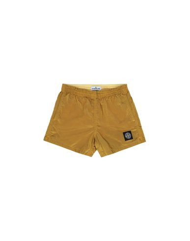 STONE ISLAND JUNIOR Swimming trunks Man B0213 NYLON METAL  f