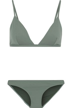 IRIS & INK Amy triangle bikini
