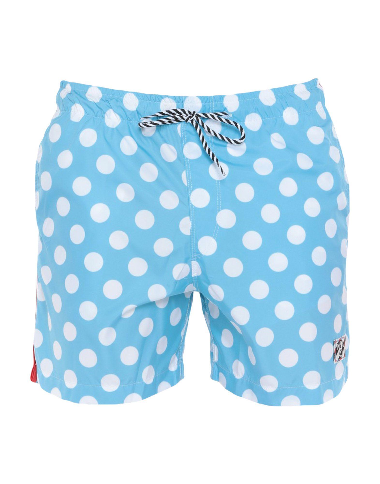 DANIELE ALESSANDRINI Пляжные брюки и шорты
