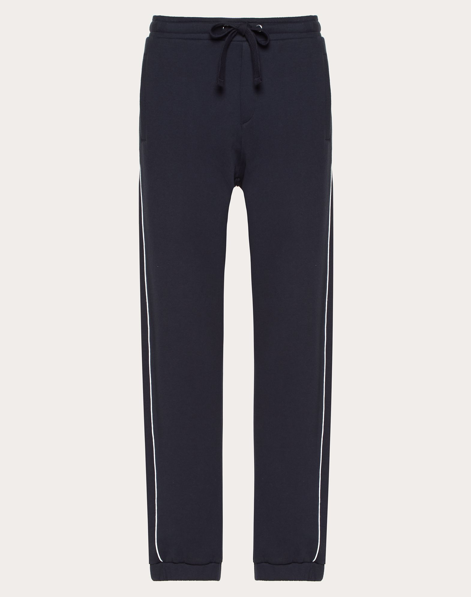 JERSEY TROUSERS WITH VLTN PRINT
