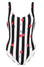 SOLID & STRIPED The Anne-Marie printed swimsuit