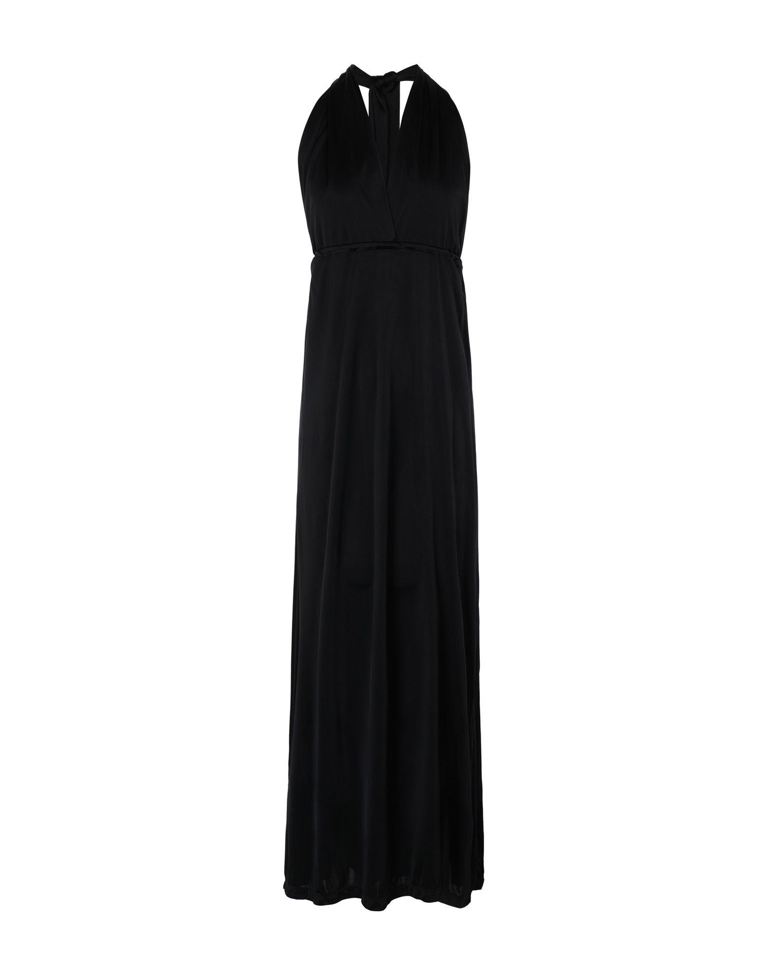 《期間限定セール中》?GUA DE COCO por LIANA THOMAZ レディース ビーチドレス ブラック one size ナイロン 100%