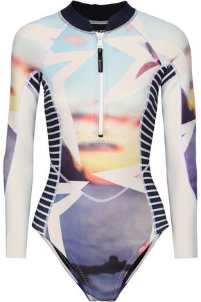 PERFECT MOMENT Neoprene swimsuit