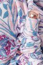 EBERJEY Marimar Cecily floral-print bandeau bikini top