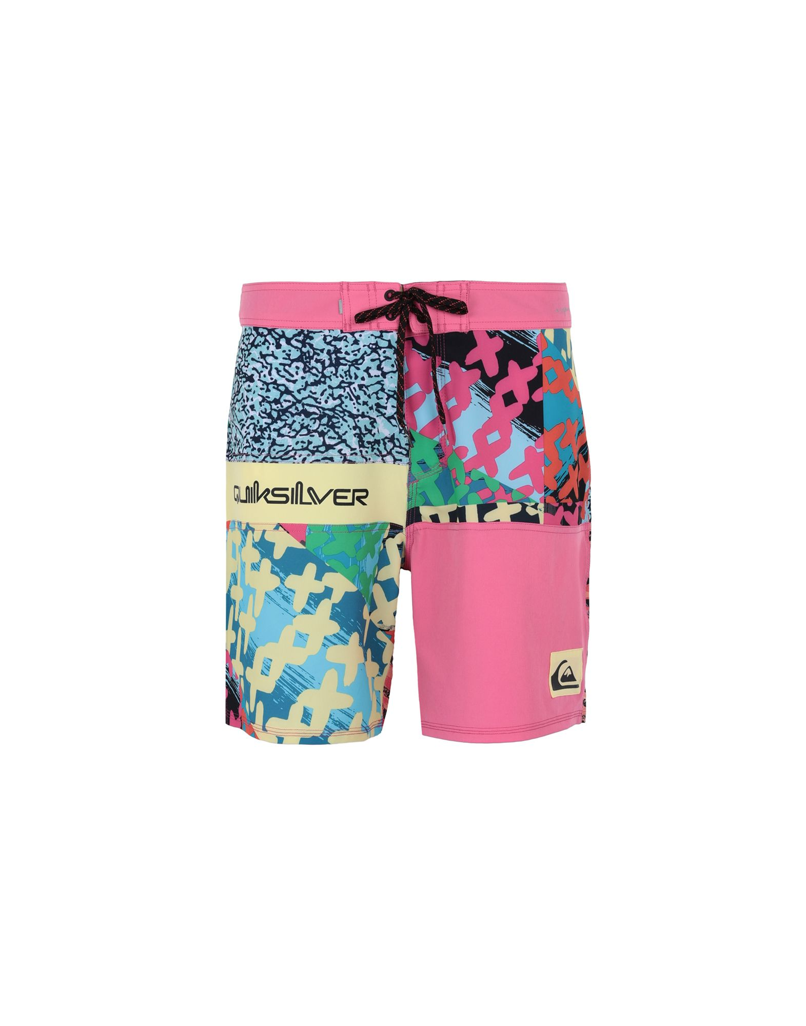 QUIKSILVER Пляжные брюки и шорты шорты пляжные quiksilver streetshortslas black