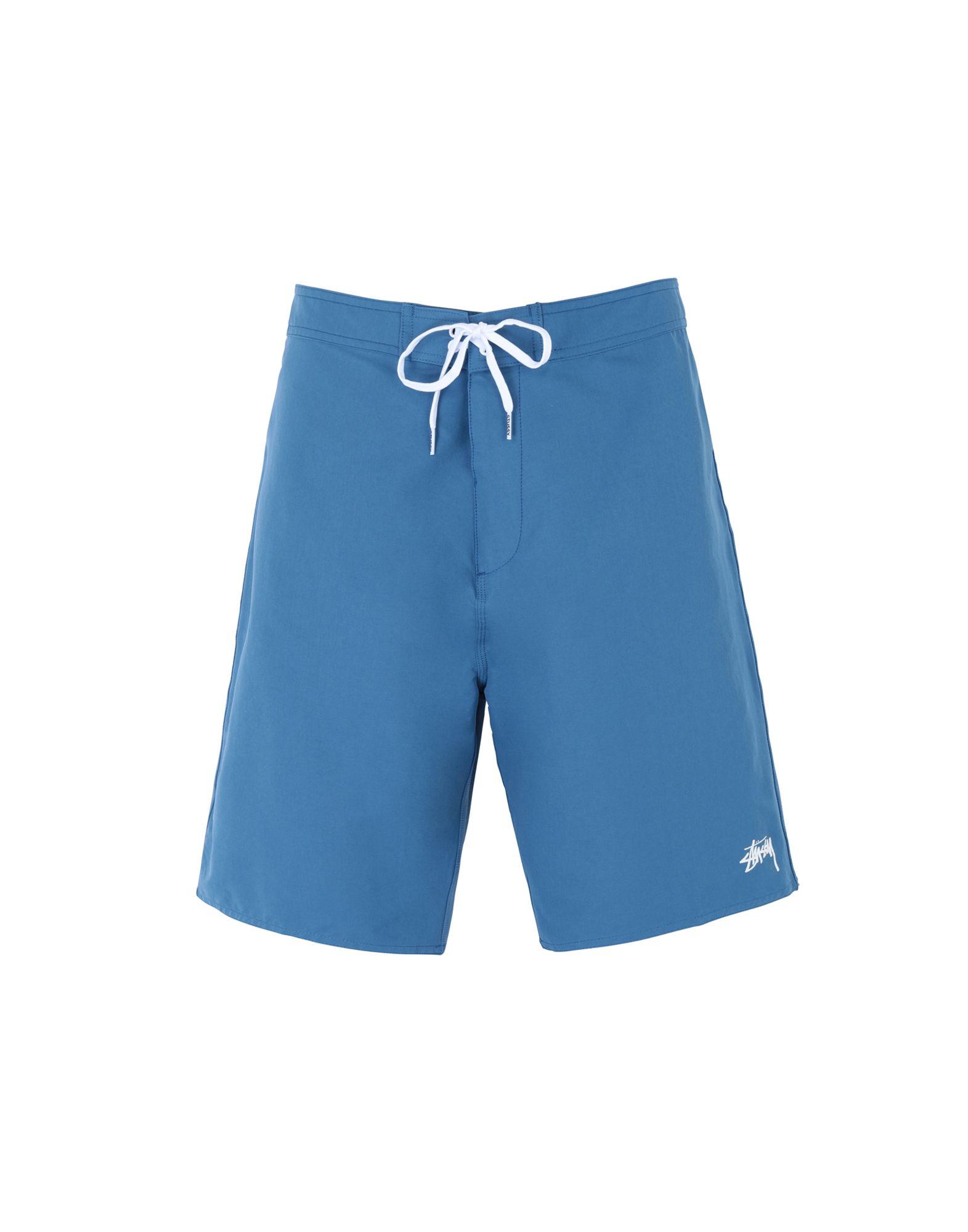 STUSSY Пляжные брюки и шорты шорты пляжные женские stussy black hawaii shorts black