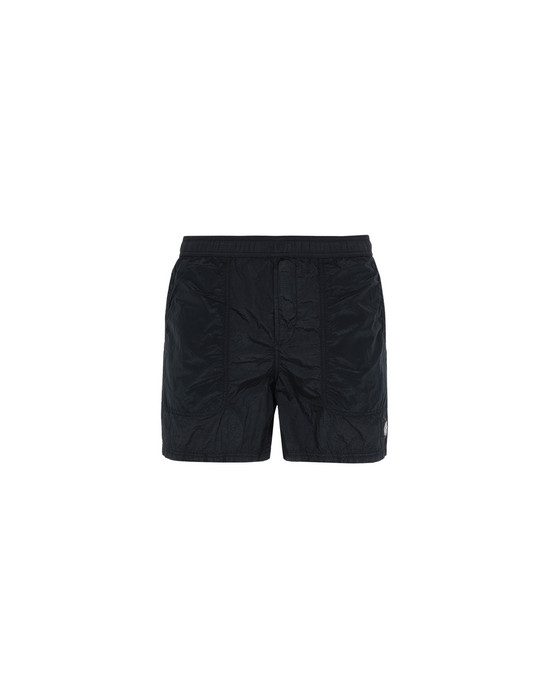 STONE ISLAND Swimming trunks B0519 NYLON METAL RIPSTOP