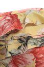 ZIMMERMANN Off-the-shoulder ruffled floral-print bikini