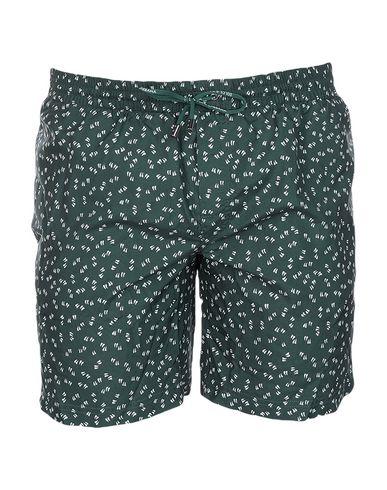 Купить Шорты для плавания зеленого цвета