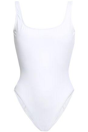 NORMA KAMALI Open-back swimsuit
