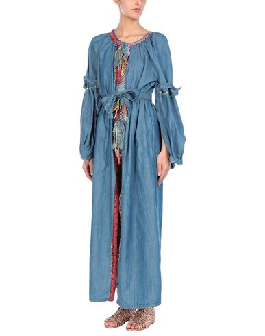 Купить Пляжное платье от ANJUNA синего цвета