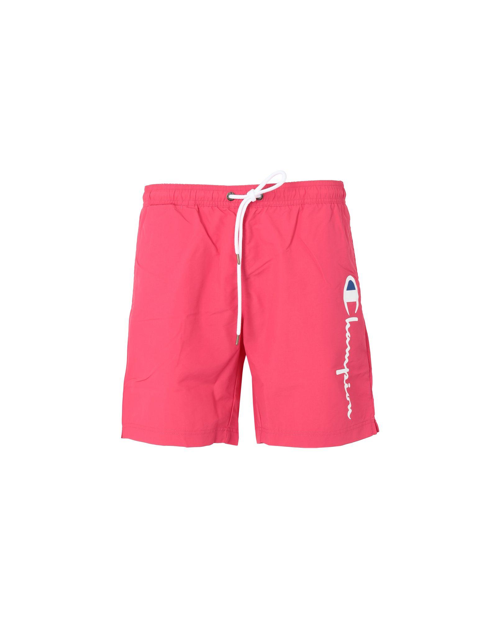 CHAMPION REVERSE WEAVE Шорты для плавания шапочка для плавания mad wave reverse champion цвет розовый фиолетовый