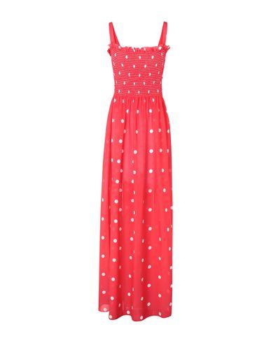 Фото - Пляжное платье от MIMÌ À LA MER красного цвета