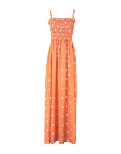 Фото - Пляжное платье от MIMÌ À LA MER ржаво-коричневого цвета