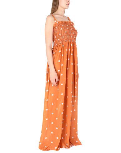 Фото 2 - Пляжное платье от MIMÌ À LA MER ржаво-коричневого цвета