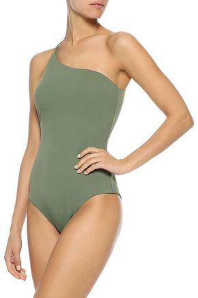 ALIX Seville one-shoulder swimsuit