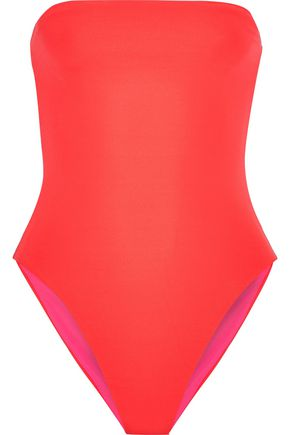 ALIX Alexander strapless swimsuit