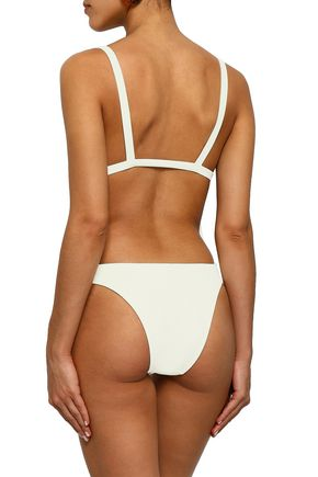SOLID & STRIPED The Toni open-back swimsuit