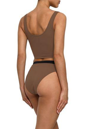 SOLID & STRIPED The Christie mid-rise bikini briefs