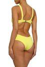 MELISSA ODABASH Santa Cruz cutout swimsuit
