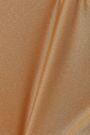 MELISSA ODABASH Indonesia metallic triangle wrap bra