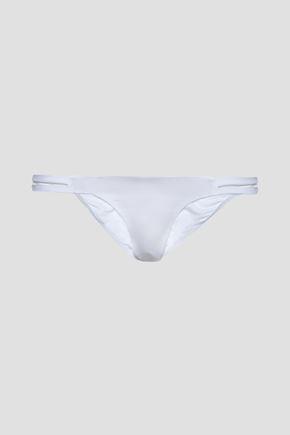 MELISSA ODABASH St. Lucia cutout low-rise bikini briefs