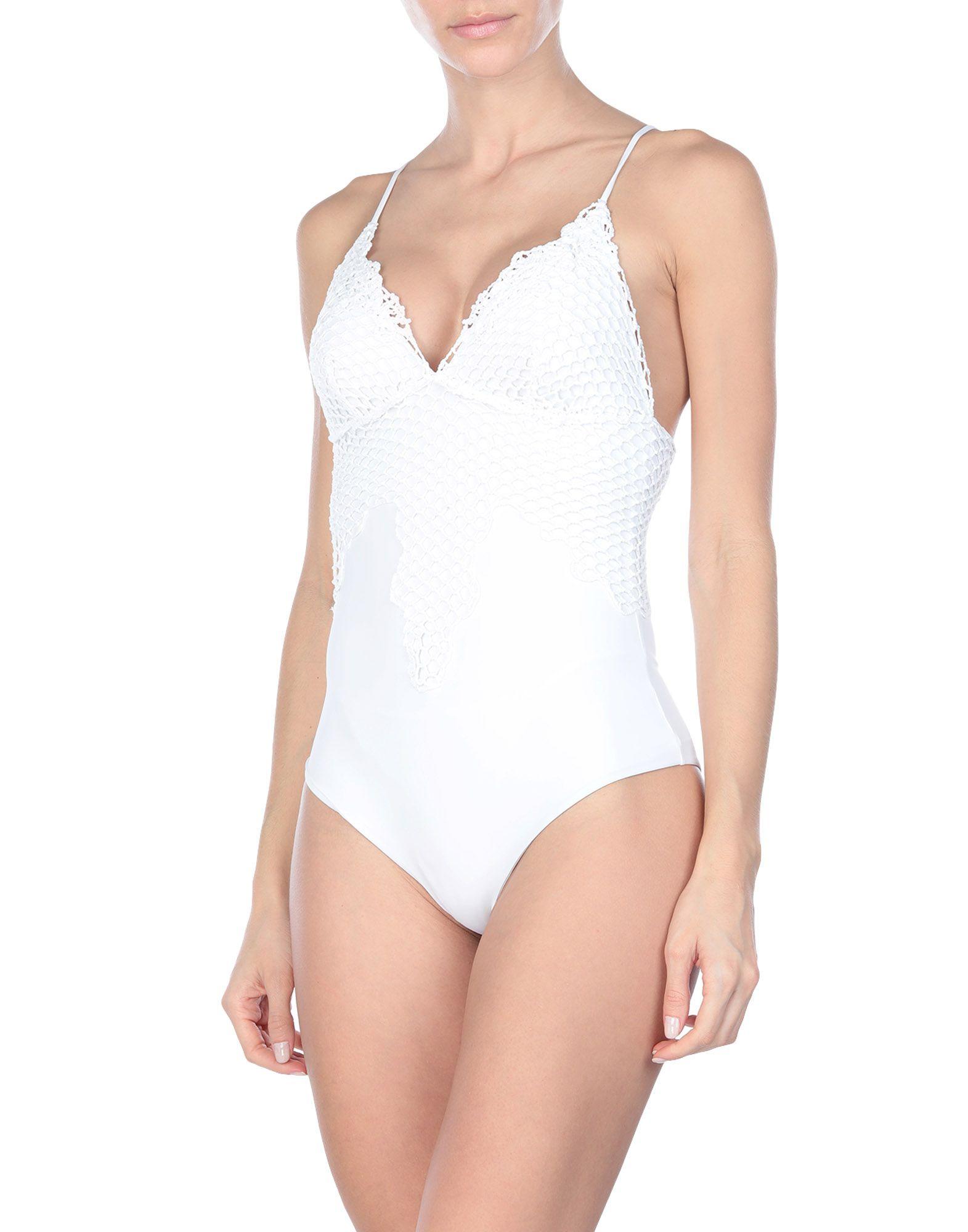 ERMANNO SCERVINO BEACHWEAR Слитный купальник patrizia pepe beachwear слитный купальник