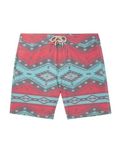 Фото - Пляжные брюки и шорты от FAHERTY бирюзового цвета