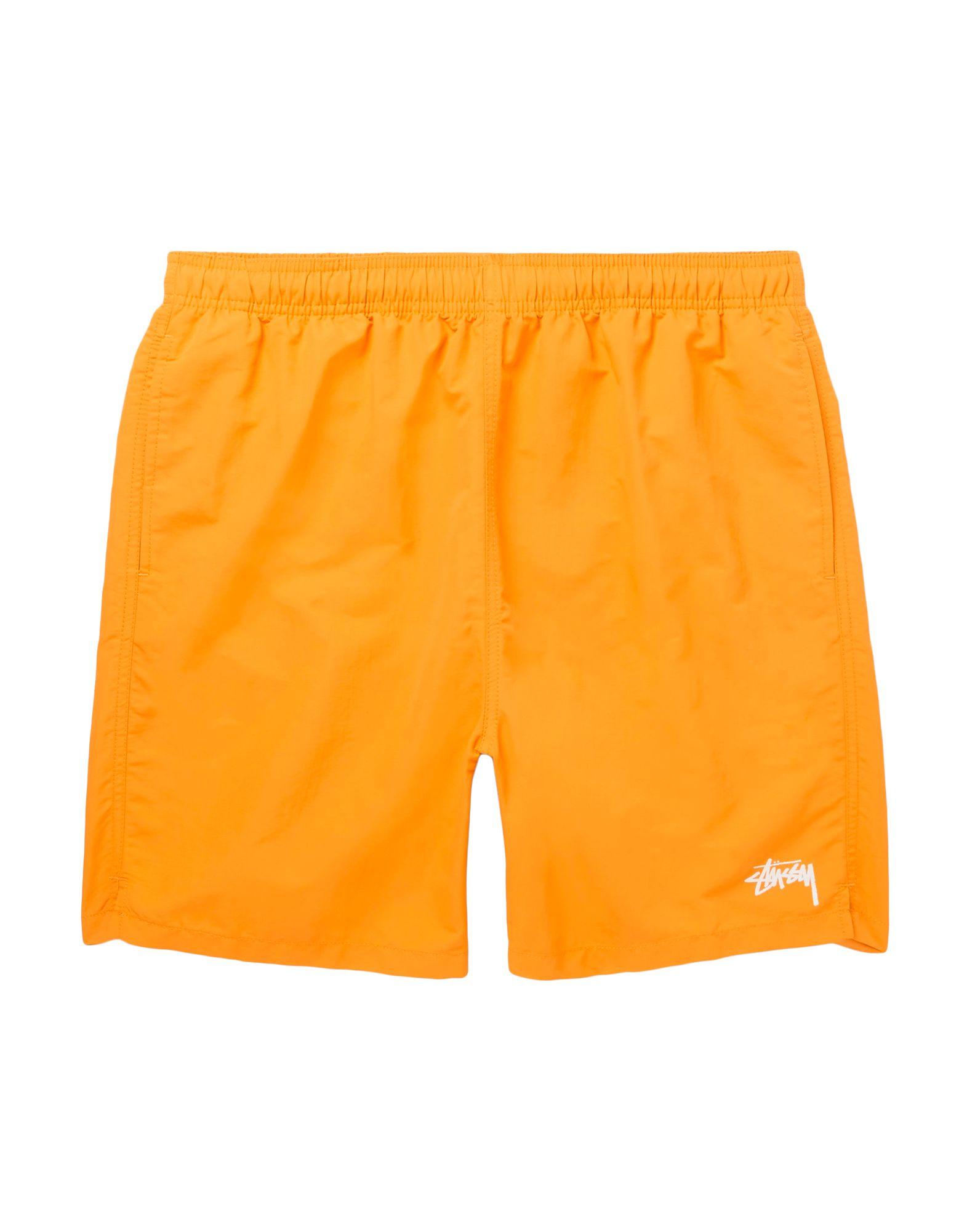 STUSSY Пляжные брюки и шорты шорты пляжные