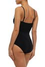 JETS AUSTRALIA by JESSIKA ALLEN Parallels mesh-paneled swimsuit