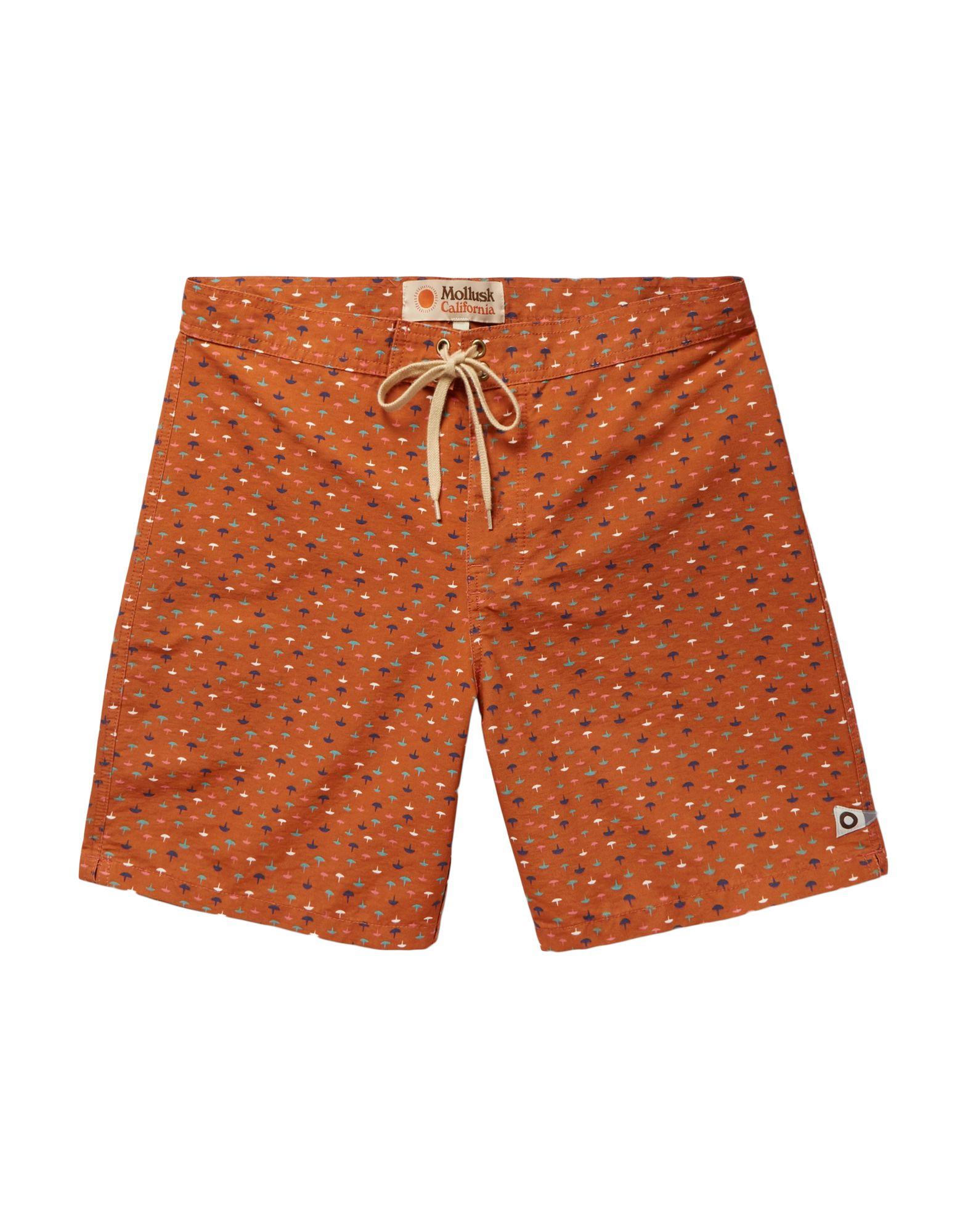 MOLLUSK Пляжные брюки и шорты шорты пляжные