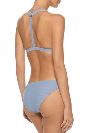 JETS AUSTRALIA by JESSIKA ALLEN Textured low-rise bikini briefs