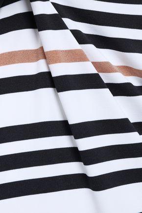 JETS AUSTRALIA by JESSIKA ALLEN Striped swimsuit