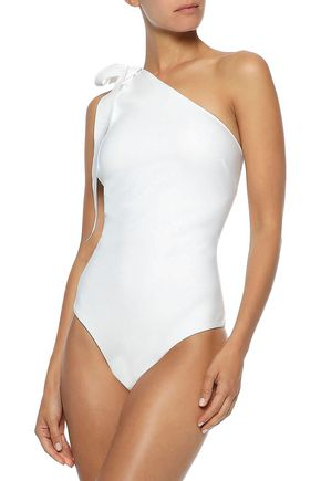 ZIMMERMANN Jaya one-shoulder swimsuit
