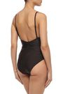ZIMMERMANN Cutout bow-embellished swimsuit