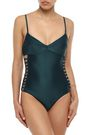 ZIMMERMANN Melody Bullet button-detailed swimsuit