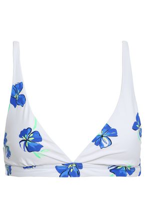 ONIA Triangle bikini top