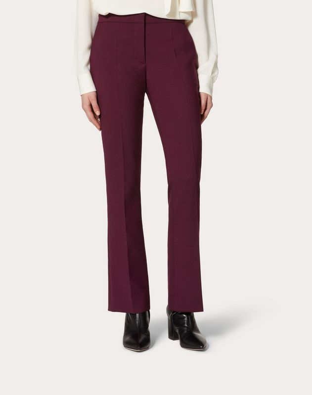 Techno Double Wool Trousers