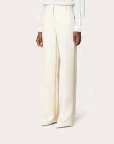 Light Double Diagonal Trousers