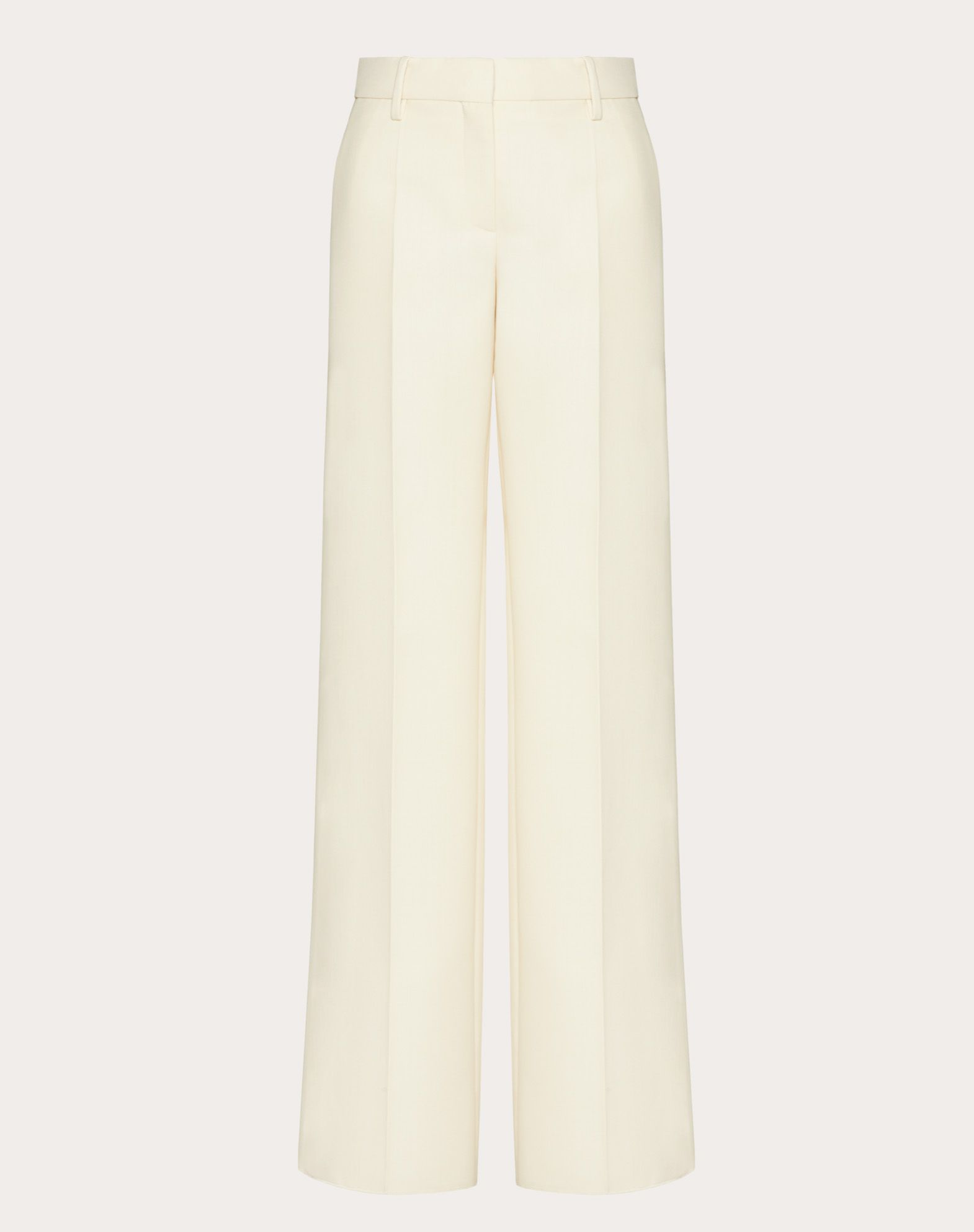 Light Double Diagonal Trousers